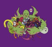 Monsters by DieWachtAmRhein