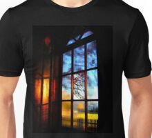 Window with a View Unisex T-Shirt