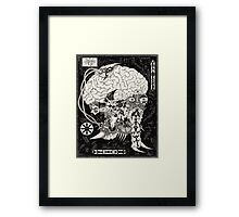 Supreme Atlantean Archtype Framed Print
