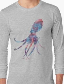 Cosmic Octopus! Long Sleeve T-Shirt