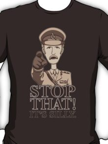 Stop That! -Dark T-Shirt