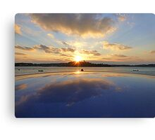 Portaferry Sunset Canvas Print