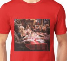 Grey's Anatomy Christmas Dinner Unisex T-Shirt