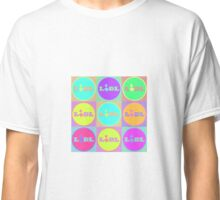 Pop Art Lidl Classic T-Shirt