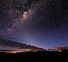 Dance of the Sky by Mark  Lucey