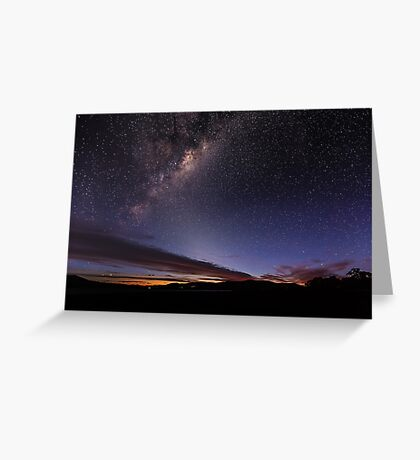 Dance of the Sky Greeting Card
