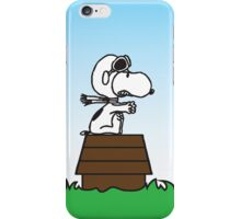 Snoopy! iPhone Case/Skin