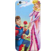 Aurora & Philip iPhone Case/Skin