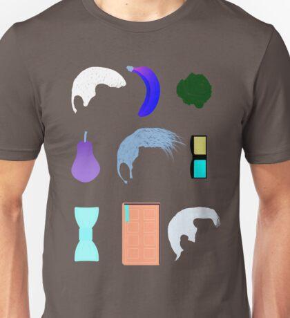 Inverted Icons Unisex T-Shirt