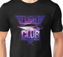 Flight Club (Galaxy) Unisex T-Shirt