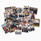 One Direction scrapbook style  by funkymonkey78