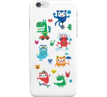 Monster Love iPhone Case/Skin