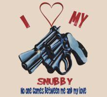 I Love My Snubby by Lotacats