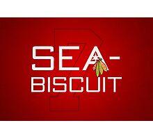 Sea-Biscuit Photographic Print