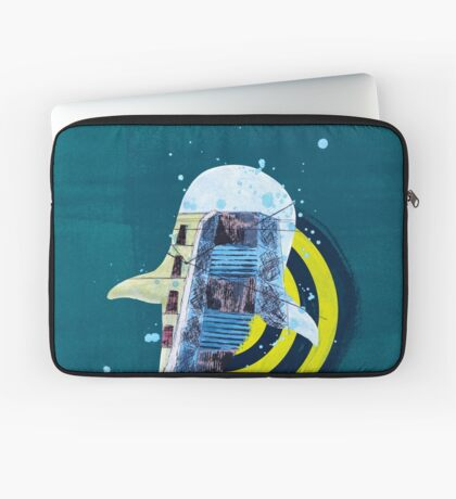 terra incognita Laptop Sleeve