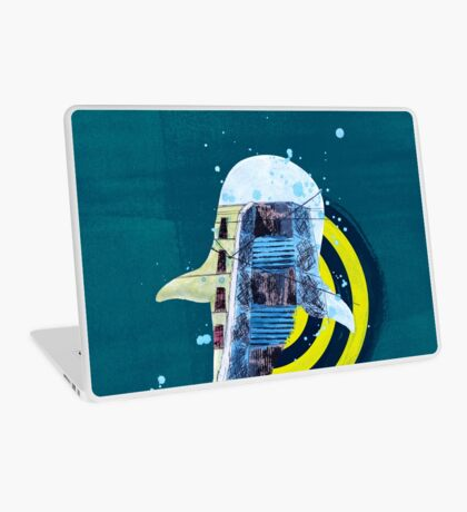 terra incognita Laptop Skin