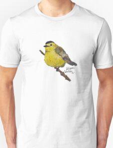 Wilson's Warbler T-Shirt