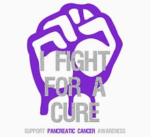 I Fight For A Cure - Pancreatic Cancer Unisex T-Shirt