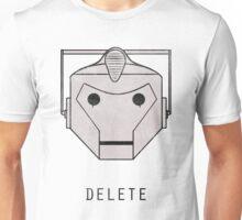 Vintage Cyberman Unisex T-Shirt