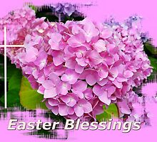 Easter Blessings 102 by Max DeBeeson
