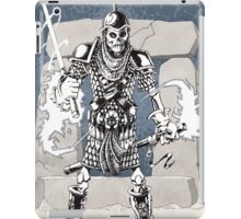 Dekkion, Dungeons & Dragons cartoon iPad Case/Skin