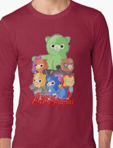 Alpacas Assemble Long Sleeve T-Shirt