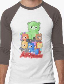Alpacas Assemble Men's Baseball ¾ T-Shirt