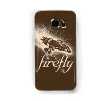 Firefly Silhouette Samsung Galaxy Case/Skin