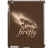 Firefly Silhouette iPad Case/Skin
