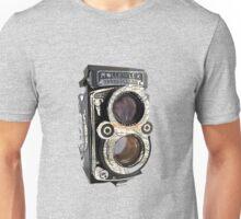 Rolleiflex navigation Unisex T-Shirt