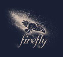 Firefly Silhouette Kids Tee