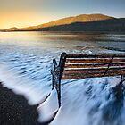 Awaiting a new dawn by Paul Grinzi