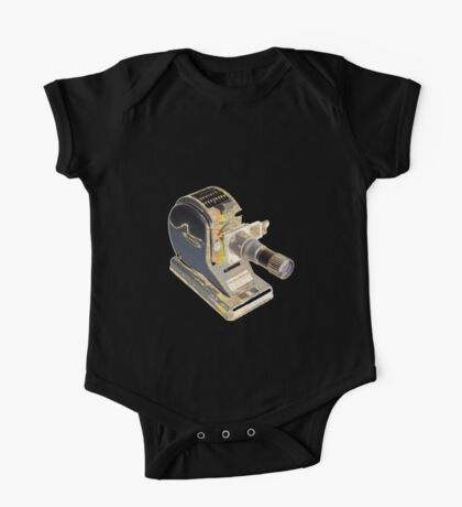 Projector navigation One Piece - Short Sleeve