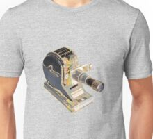 Projector navigation Unisex T-Shirt