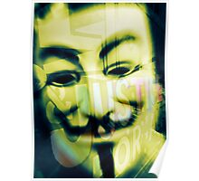 Guy Fawkes (Remember, Remember) Poster