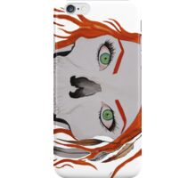 Megan Massacre skull iPhone cover iPhone Case/Skin