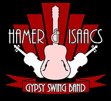 Hamer & Isaacs Logo Design by Hannah Sterry