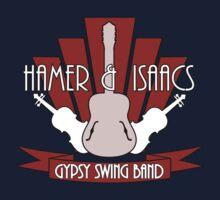 Hamer & Isaacs Logo Design One Piece - Short Sleeve