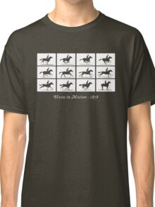 Horse in Motion Classic T-Shirt