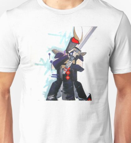 cardboard warrior01 Unisex T-Shirt