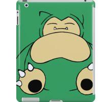 Snorlax iPad Case/Skin