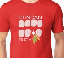 Duncan Teeth Unisex T-Shirt