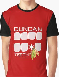 Duncan Teeth Graphic T-Shirt