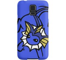 Vaporeon - Pokemon Samsung Galaxy Case/Skin