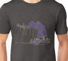 Phantom Limb Pain Unisex T-Shirt
