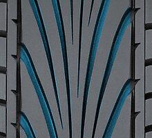 Tire Pattern 5 by jmkay9876
