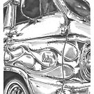 DODGE van by bulldawgdude