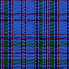 00103 Bermuda District Tartan Fabric Print Iphone Case by Detnecs2013