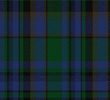 00105 Alberta District Tartan Fabric Print Iphone Case by Detnecs2013