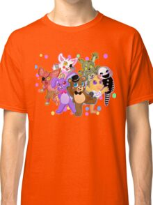 Pizza Party Time Classic T-Shirt